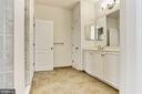 Master Bath Vanity - 11022 BLEVINS DR, CLARKSVILLE