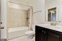 Lower Level Guest Suite Bath - 11022 BLEVINS DR, CLARKSVILLE
