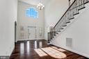 Grand Foyer - 11022 BLEVINS DR, CLARKSVILLE