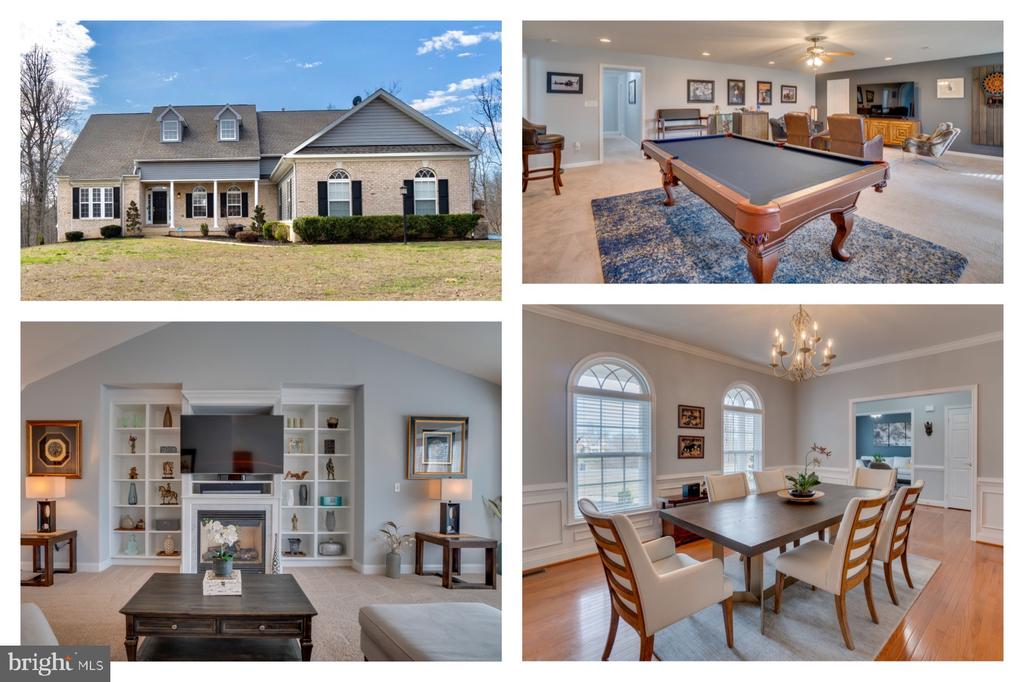 Beautifully Maintained Poplar Hills Estate - 81 SENTINEL RIDGE LN, STAFFORD