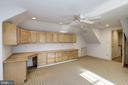 elevator extends to all levels of the townhome - 3818 N RANDOLPH CT, ARLINGTON