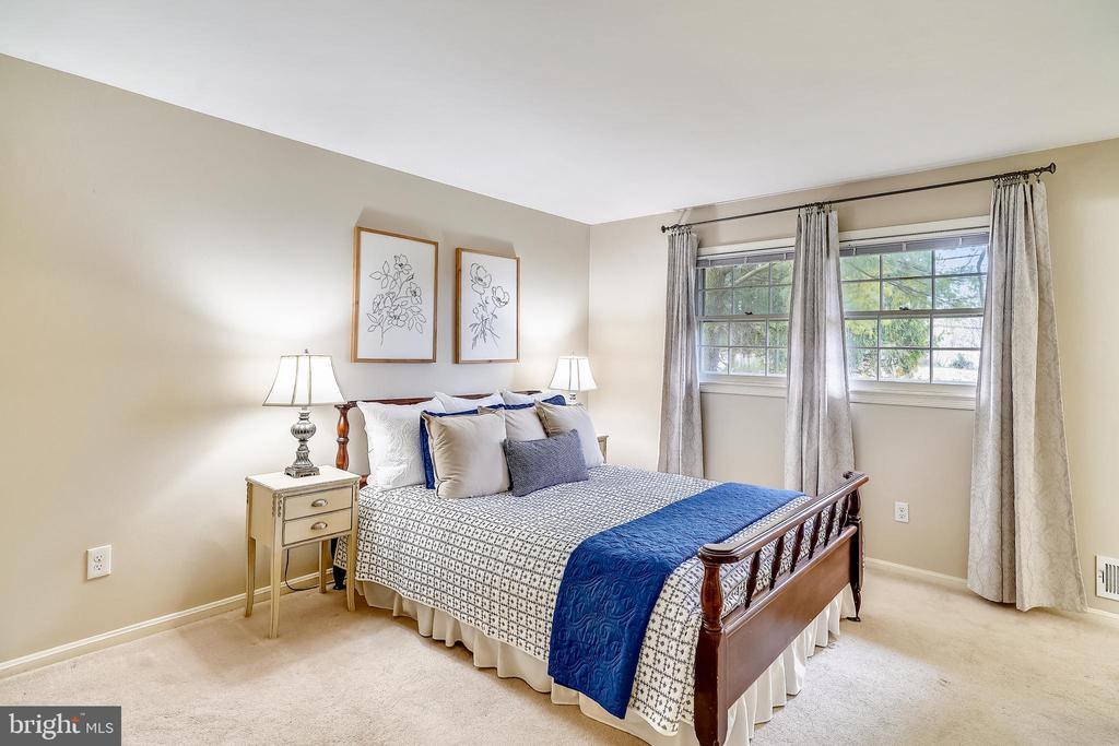 Wonderful Master Bedroom - 24624 RIDGE RD, DAMASCUS