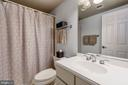 Ensuite bath for 5th Bedroom - 3942 27TH RD N, ARLINGTON