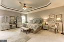 Master Bedroom - 26858 WINTER WREN CT, CHANTILLY