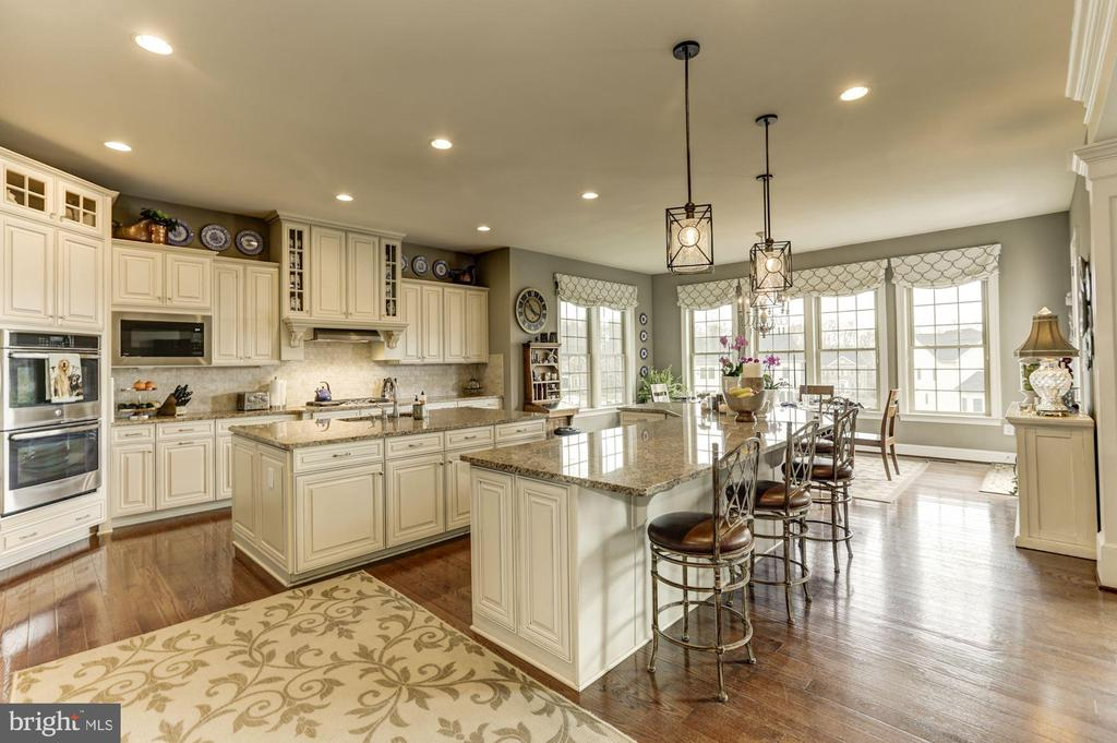Gourmet Kitchen - 26858 WINTER WREN CT, CHANTILLY