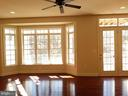 Family Room in Main Level - 18213 CYPRESS POINT TER, LEESBURG
