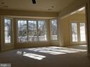 View from Master Bedroom - 18213 CYPRESS POINT TER, LEESBURG