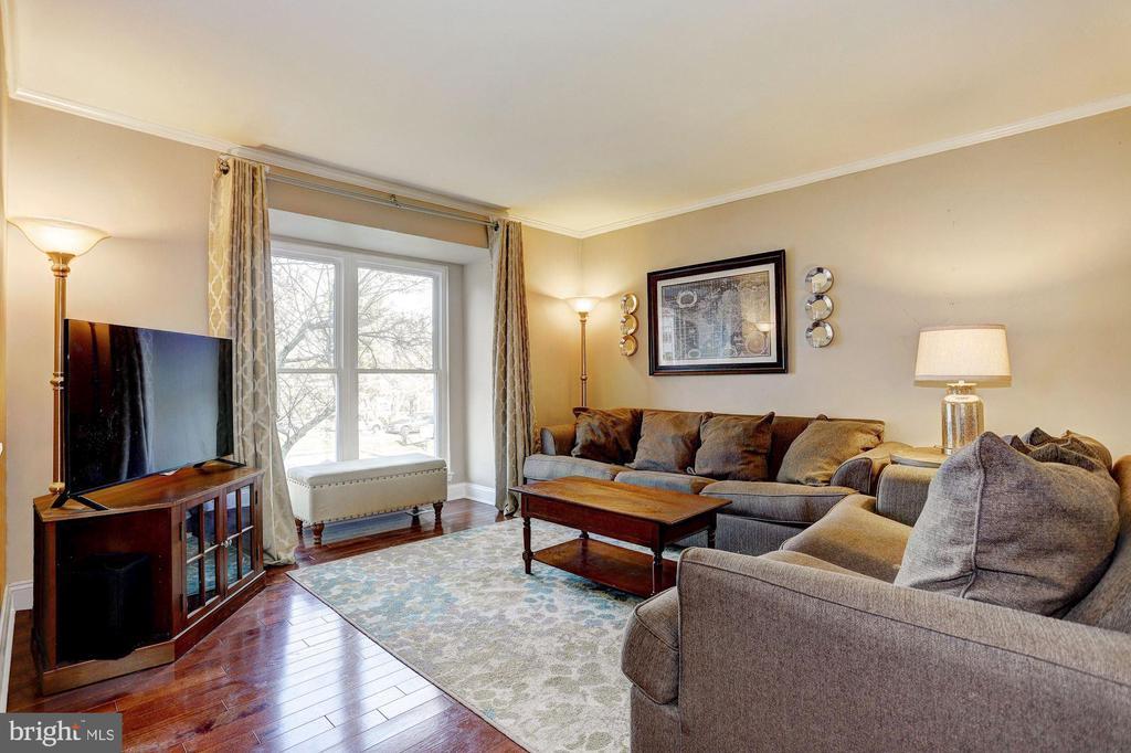 Living Room - 7924 RUSTLING BARK CT, ELLICOTT CITY