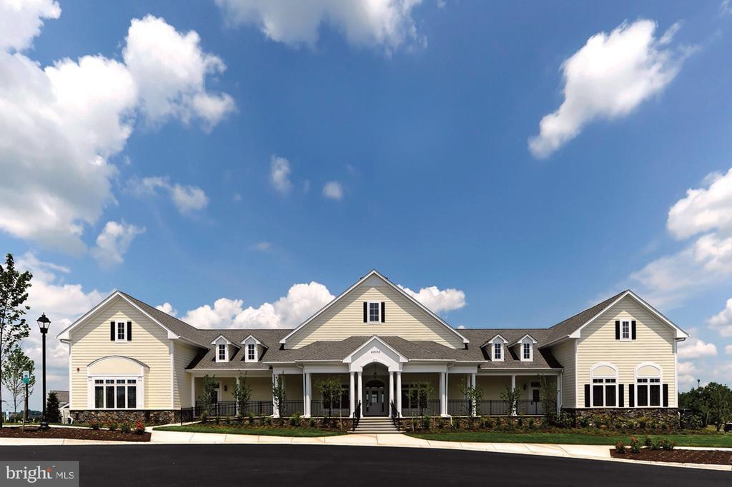 Loudoun Valley Ridges Clubhouse - 23255 MILLTOWN KNOLL SQ #108, ASHBURN