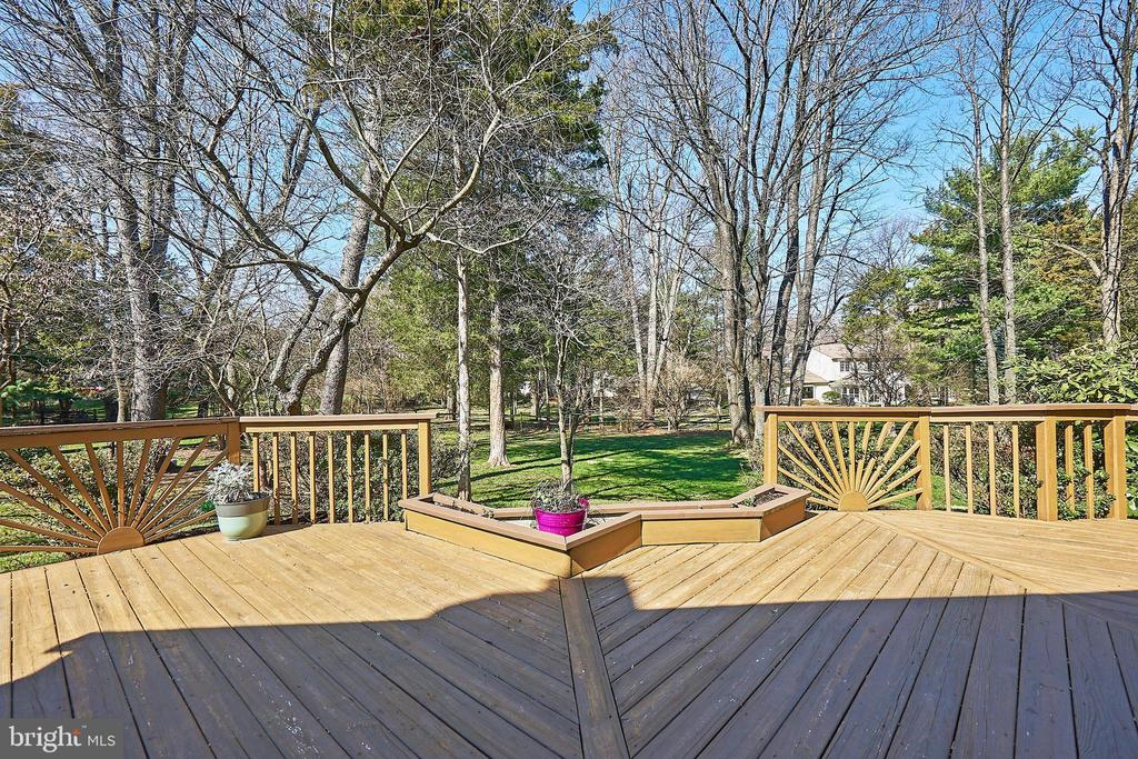 Rear deck - 914 ROLLING HOLLY DR, GREAT FALLS