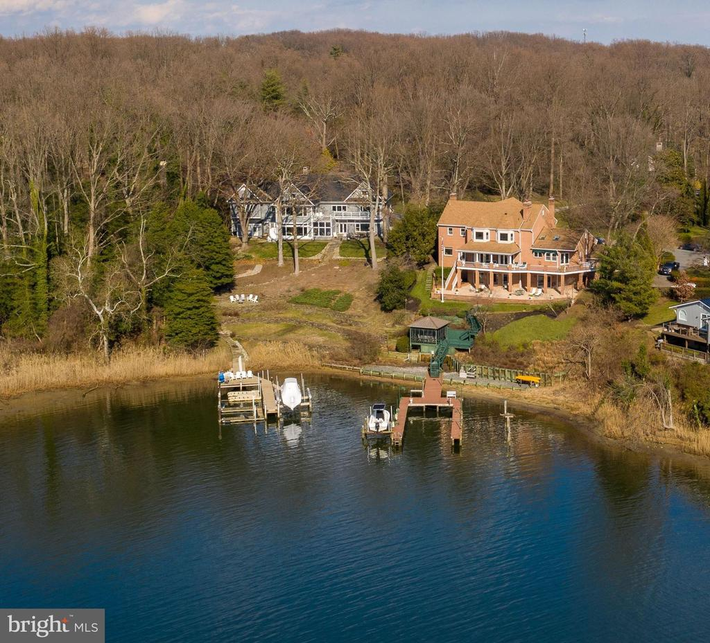 Aerial View from  Asquith Bay - 1128 ASQUITH DR, ARNOLD