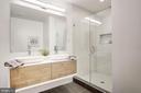 Master Bath - 1838 PROVIDENCE ST NE #1, WASHINGTON