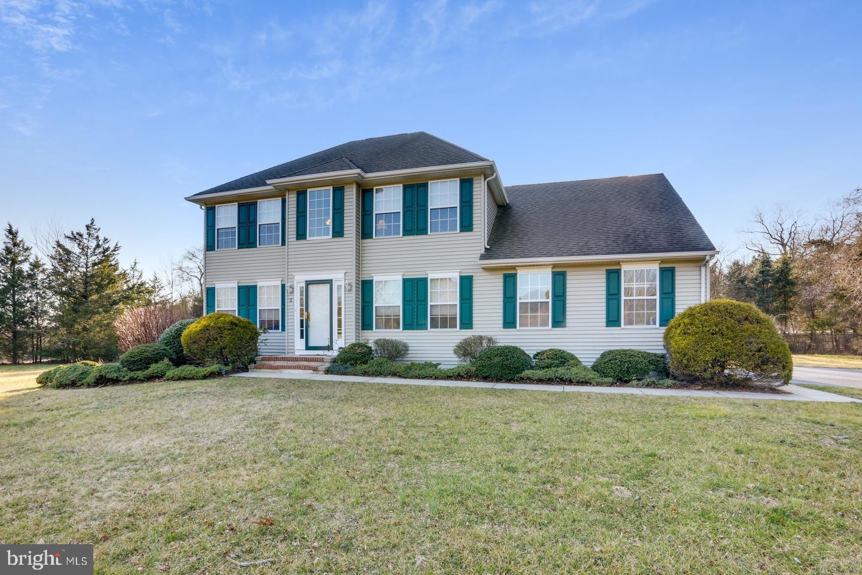 Single Family Homes por un Venta en New Egypt, Nueva Jersey 08533 Estados Unidos