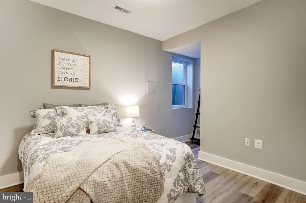 Second Bedroom - 1838 PROVIDENCE ST NE #1, WASHINGTON