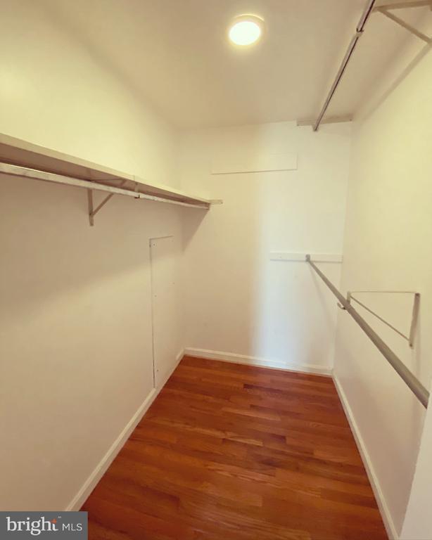 Master Bedroom Walk-In Closet - 424 PEMBROKE WAY, CHARLES TOWN