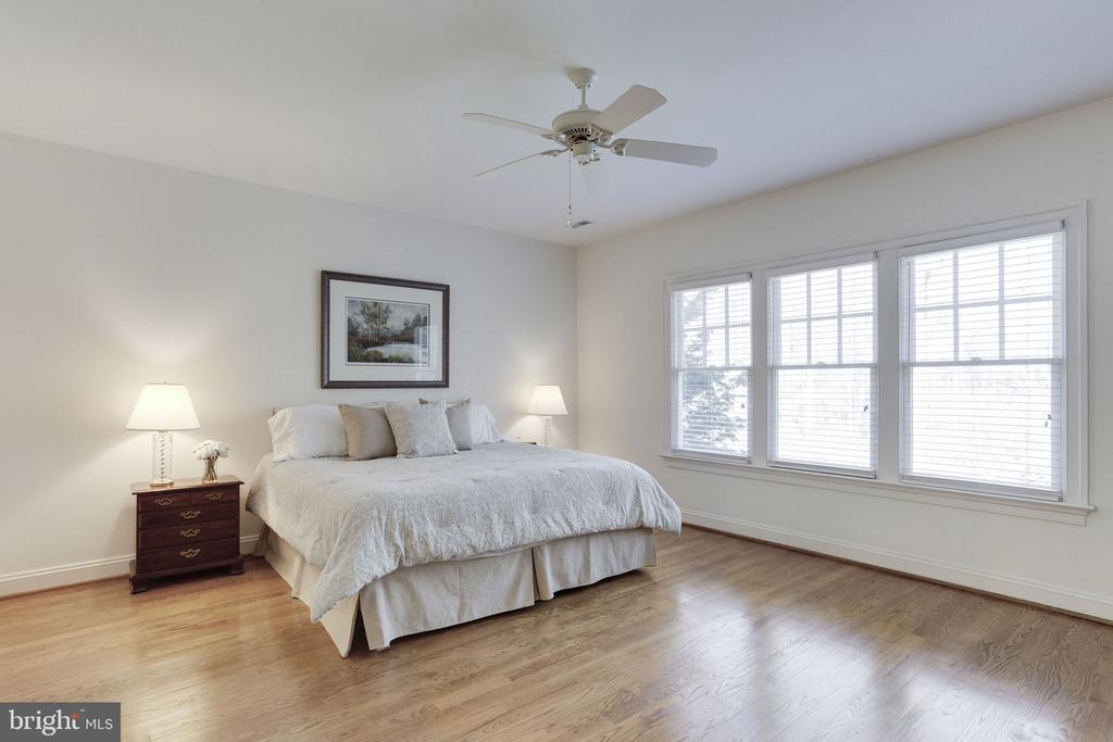 2nd Bedroom Suite - 912 PEACOCK STATION RD, MCLEAN