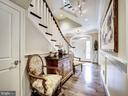 Foyer Hallway - 10869 SYMPHONY PARK DR, NORTH BETHESDA