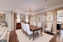 Dining Room, Level 2 - 10869 SYMPHONY PARK DR, NORTH BETHESDA