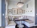 Built In Banquette, Level 2 - 10869 SYMPHONY PARK DR, NORTH BETHESDA