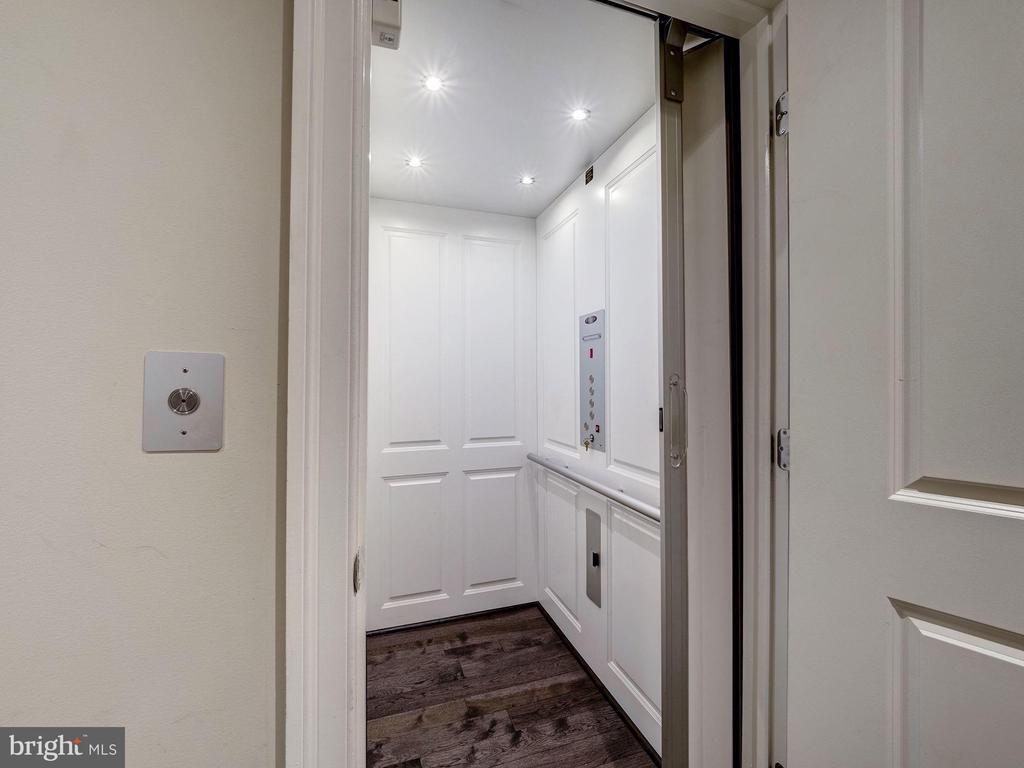 Elevator to all 4  Levels - 10869 SYMPHONY PARK DR, NORTH BETHESDA