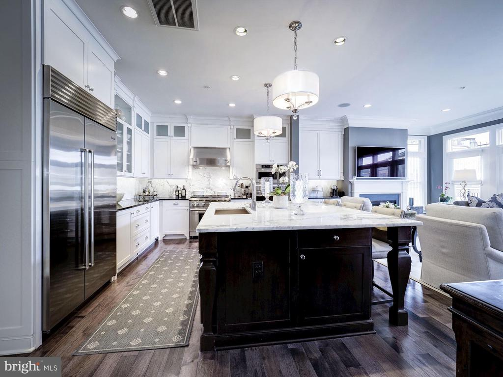Kitchen, Level 2 - 10869 SYMPHONY PARK DR, NORTH BETHESDA