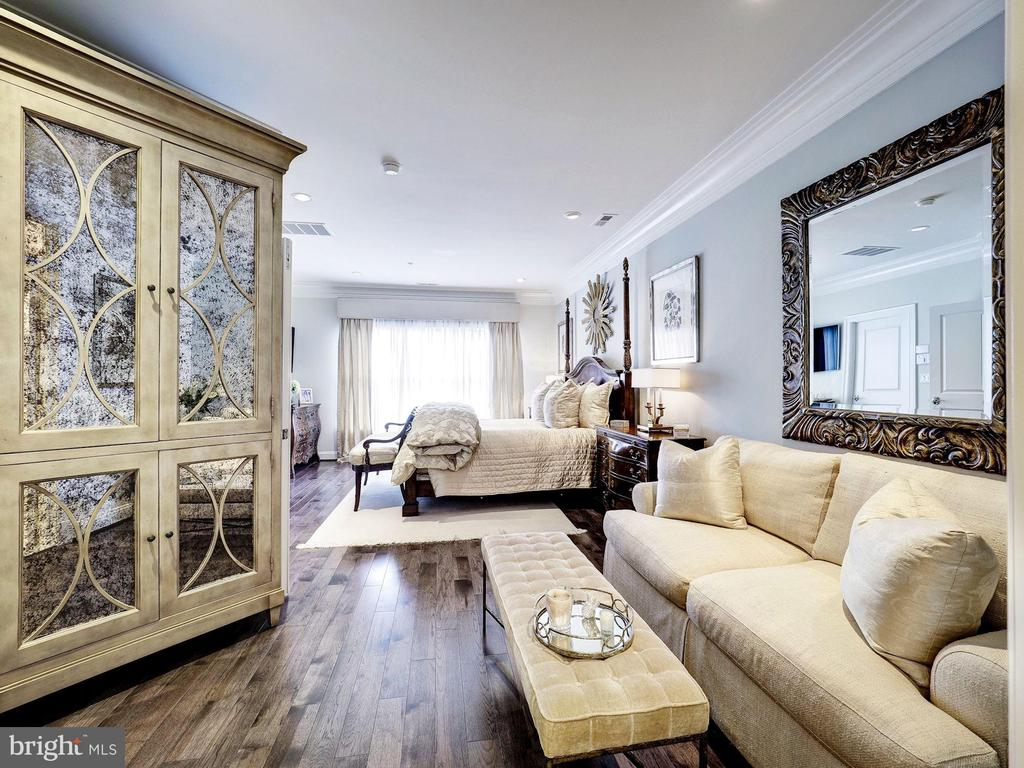 Master Bedroom, Level 3 - 10869 SYMPHONY PARK DR, NORTH BETHESDA