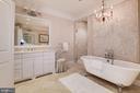 Master Bathroom, Level 3 - 10869 SYMPHONY PARK DR, NORTH BETHESDA