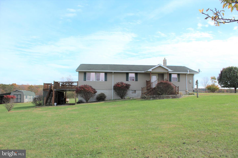 Single Family Homes για την Πώληση στο Artemas, Πενσιλβανια 17211 Ηνωμένες Πολιτείες