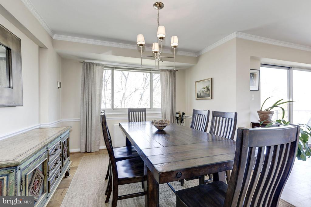 Treetop dining - 5100 DORSET AVE #505, CHEVY CHASE