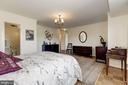 with space for sitting area or desk - 5100 DORSET AVE #505, CHEVY CHASE
