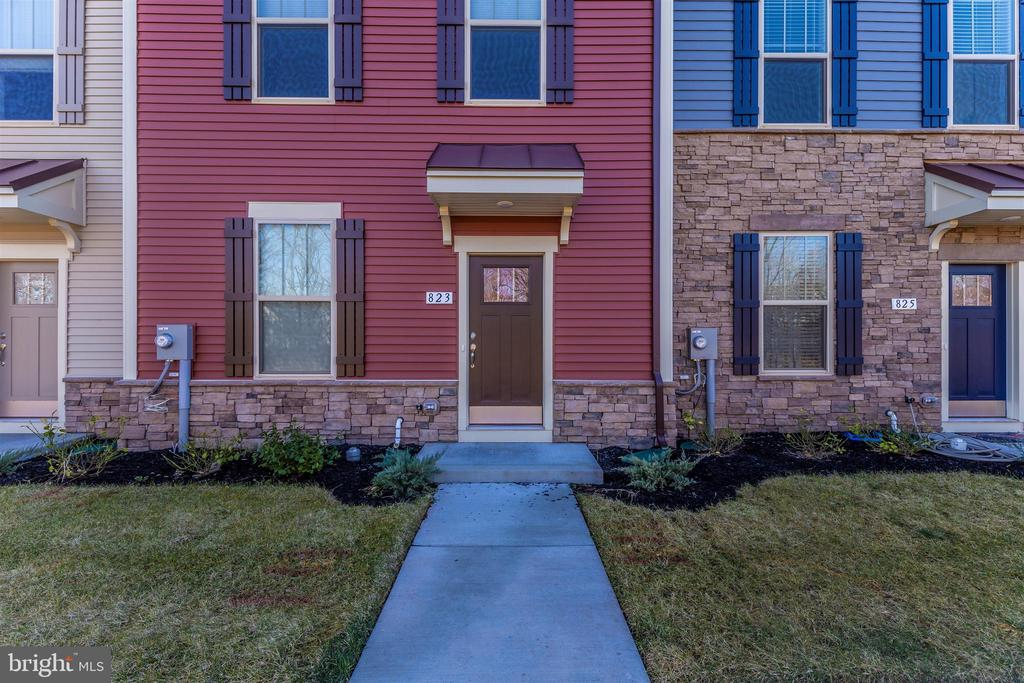 Exterior Front - 823 BADGER AVE, FREDERICK
