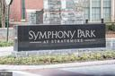 Entrance to the Community - 10869 SYMPHONY PARK DR, NORTH BETHESDA