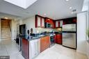 Kitchen With Stainless Kitchen Aid Appliances - 912 F ST NW #1106, WASHINGTON