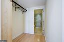Guest Bedroom Closet - 912 F ST NW #1106, WASHINGTON