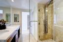 Upgraded Spa Shower - 912 F ST NW #1106, WASHINGTON