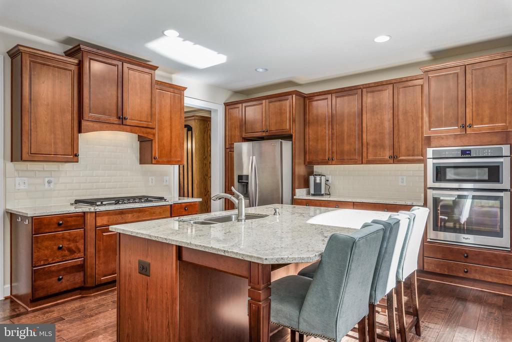 Kitchen - 44267 MIMOSA GROVE SQ, LEESBURG