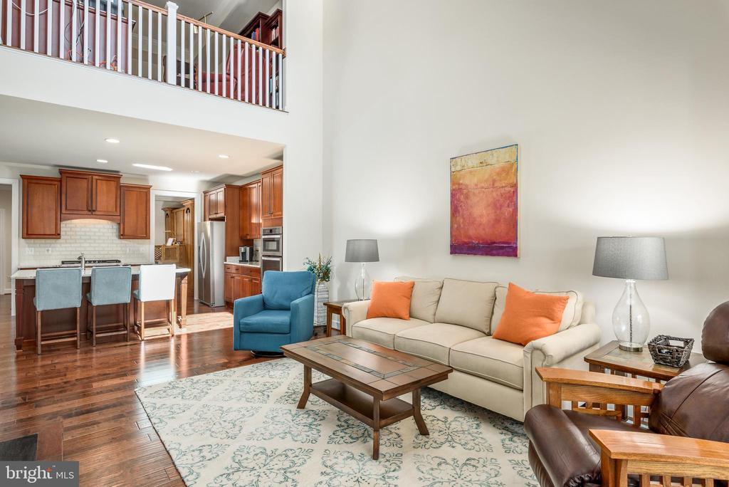 Living Room - 44267 MIMOSA GROVE SQ, LEESBURG