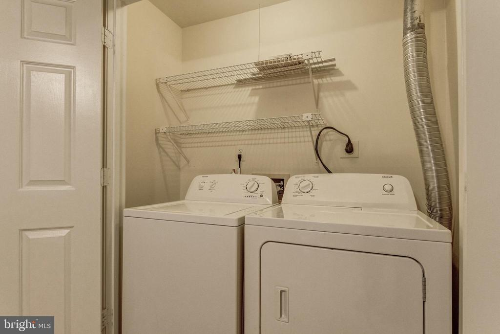 Laundry - 15757 WIDEWATER DR, DUMFRIES