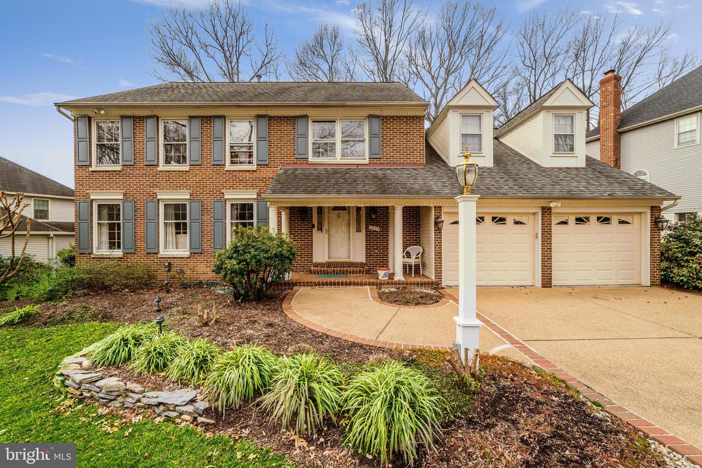 Single Family Homes のために 売買 アット Springfield, バージニア 22153 アメリカ