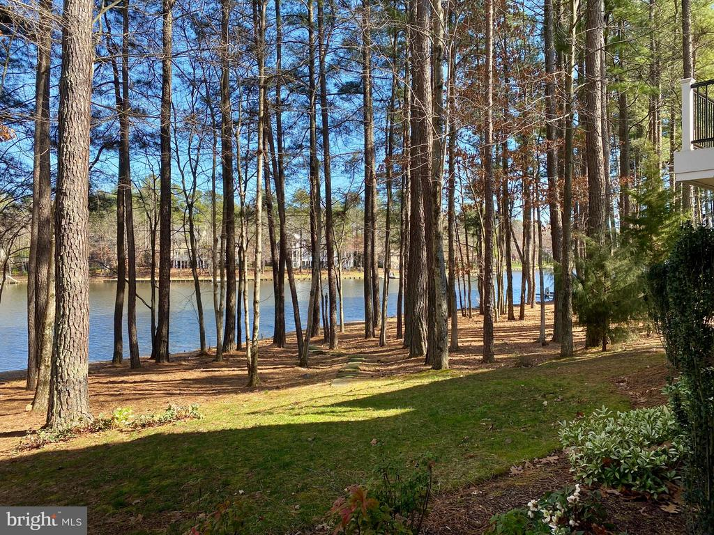 Beautiful park-like setting - 11519 GENERAL WADSWORTH DR, SPOTSYLVANIA