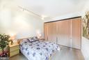 Bedroom - 925 H ST NW #707, WASHINGTON