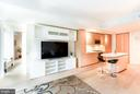 Living and kitchen areas - 925 H ST NW #707, WASHINGTON