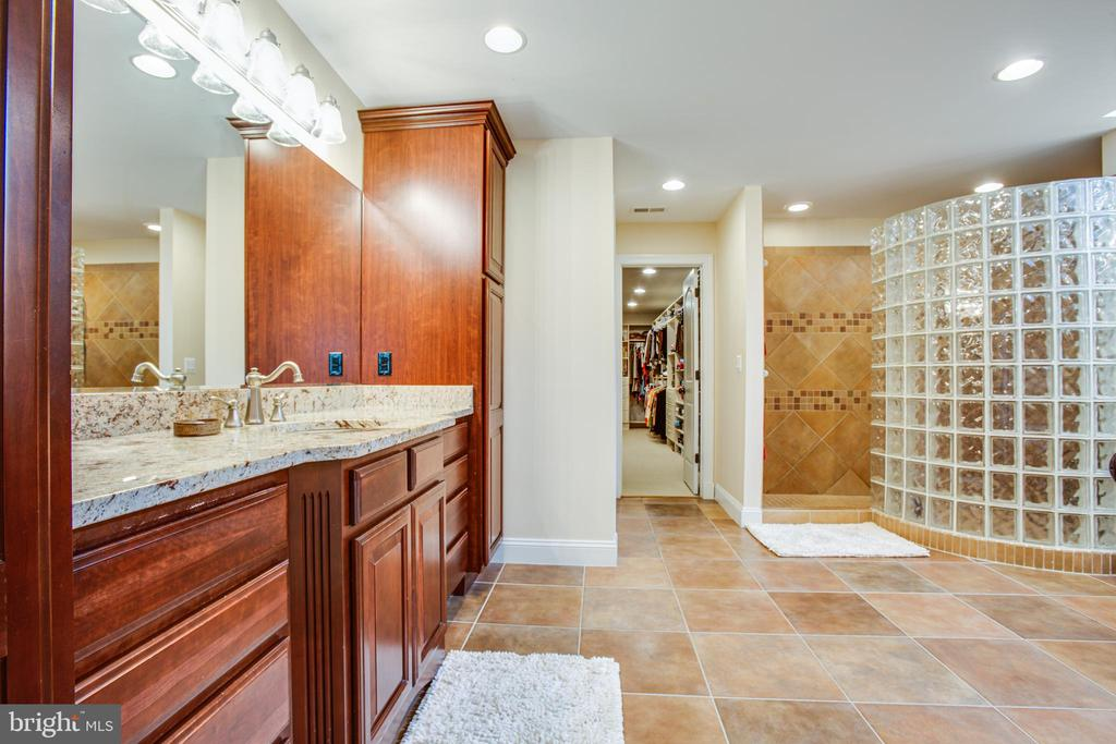 Master bathroom - 10408 LAUREL RIDGE WAY, FREDERICKSBURG