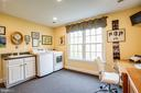 Office, craft & laundry w/ spacious closet , Bed#4 - 10408 LAUREL RIDGE WAY, FREDERICKSBURG
