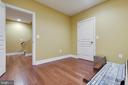 2nd Lowe Level Den with Storage Space - 15879 FROST LEAF LN, LEESBURG
