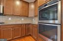 Ready to Cook in this Double Wall Oven? - 15879 FROST LEAF LN, LEESBURG