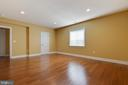Lower Level 5th Bedroom - 15879 FROST LEAF LN, LEESBURG