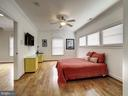 Fourth Bedroom - 7612 EXETER RD, BETHESDA