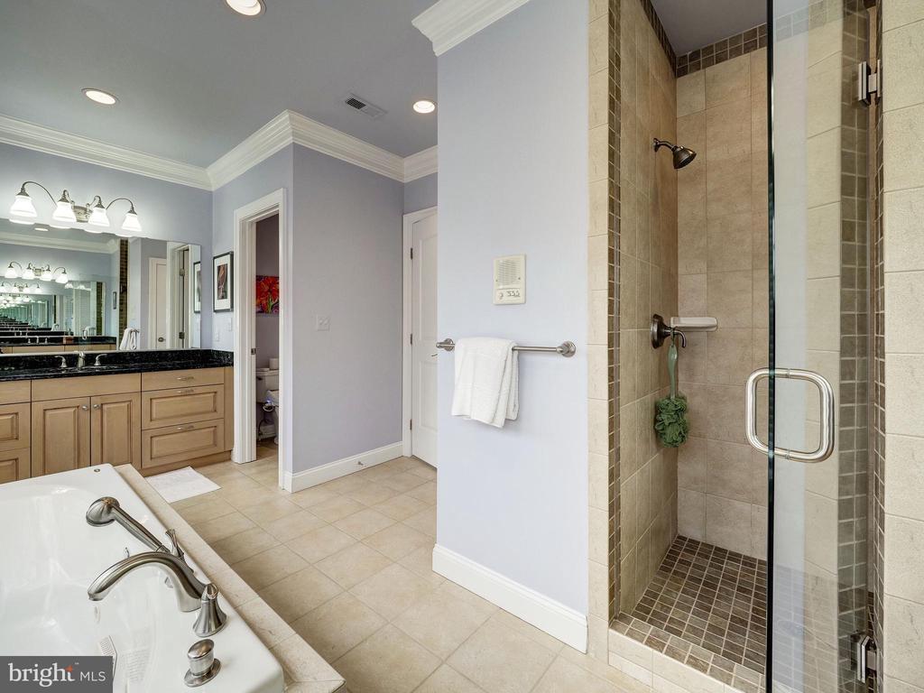 Master Bath - 7612 EXETER RD, BETHESDA
