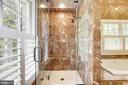 Master Bath - 9125 FERNWOOD RD, BETHESDA